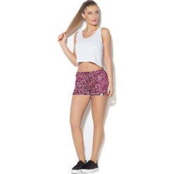Colour Pleasure Spodnie damskie CP-020 253 fuksja  r. 3XL/4XL. Czerwone spodnie sportowe damskie marki Colour pleasure, xl. Za 72,34 zł.