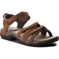 Sandały TEVA - Tirra Leather 4177 Rust. Sandały damskie Teva, z materiału. W wyprzedaży za 269,00 zł.