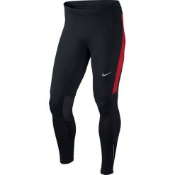 Kalesony męskie: Nike Legginsy Nike Dri-FIT Essential Tights czarne r. XL (644256 020)