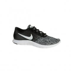 Buty damskie do szybkiego marszu Flex Contact w kolorze czarno-białym. Czarne buty do fitnessu damskie marki Nike. W wyprzedaży za 199,99 zł.