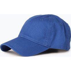 Lacoste - Męska czapka z daszkiem, niebieski. Niebieskie czapki męskie Lacoste, sportowe. Za 159,95 zł.