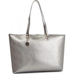 Torebka COCCINELLE - DS7 Alpha Saffiano E1 DS7 11 01 01 Silver Y69. Szare torebki klasyczne damskie Coccinelle, ze skóry. Za 1149,90 zł.