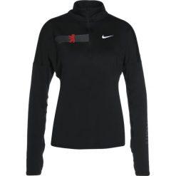 Nike Performance BERLIN MARATHON Koszulka sportowa black. Czarne topy sportowe damskie marki Nike Performance, m, z elastanu. W wyprzedaży za 153,30 zł.