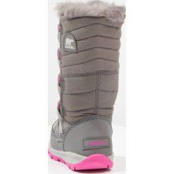 Buty zimowe damskie: Sorel WHITNEY LACE Śniegowce pink ice/quarry