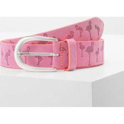Paski damskie: Vanzetti Pasek pink