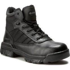 Buty BATES - Enforcer Ultralit E02262 Black. Czarne buty trekkingowe męskie Bates, z materiału, na sznurówki, outdoorowe. W wyprzedaży za 339,00 zł.