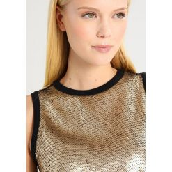 Topy damskie: GAP SHELL Top pale gold