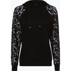 More & More - Damska bluza nierozpinana, czarny. Czarne bluzy rozpinane damskie More & More, w koronkowe wzory, z koronki. Za 299,95 zł.