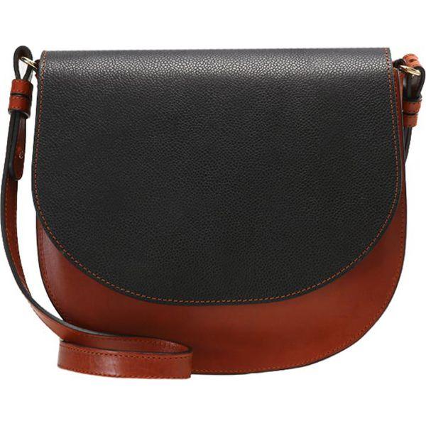 8be76b214533c CLOSED Torba na ramię black - Czarne torebki klasyczne damskie CLOSED. W  wyprzedaży za 1112