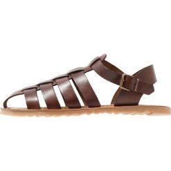 Sandały męskie skórzane: Zign Sandały dobry