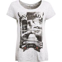 T-shirty damskie: Rich & Royal Tshirt basic cloudy grey