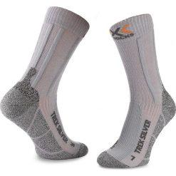 Skarpety Wysokie Unisex X-SOCKS - Trekking Silver X020318 G179. Czerwone skarpetki męskie marki Happy Socks, z bawełny. Za 110,00 zł.