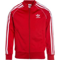 Adidas Originals Kurtka sportowa scarlet red. Czerwone kurtki dziewczęce sportowe marki Reserved, z kapturem. Za 199,00 zł.