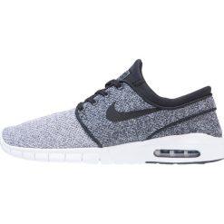 Nike SB STEFAN JANOSKI MAX Tenisówki i Trampki white/black/dark grey. Szare trampki męskie Nike SB, z materiału. Za 499,00 zł.