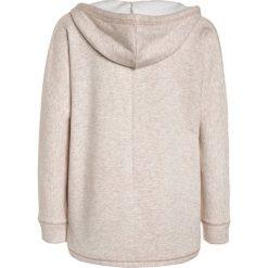 Abercrombie & Fitch COZY NON CLOSURE Kurtka przejściowa oatmeal/light grey. Białe kurtki dziewczęce przejściowe marki 4F JUNIOR, na lato, z materiału. W wyprzedaży za 170,10 zł.
