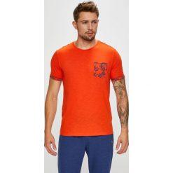 U.S. Polo - T-shirt. Czerwone koszulki polo marki Nike, s, z poliesteru. Za 179,90 zł.