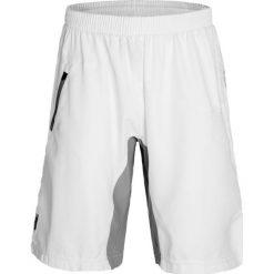 Bermudy męskie: Newline  Męskie krótkie spodenki do biegania Newline Imotion Baggy Shorts Kolor Biały, Rozmiar XXL - 11749-XXL-020