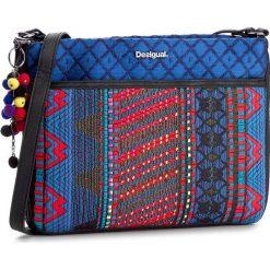 Torebka DESIGUAL - Formigal 17WAXPNQ/5011 Togo. Niebieskie listonoszki damskie marki Desigual. W wyprzedaży za 209,00 zł.