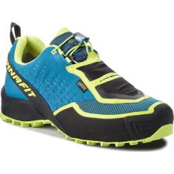 Buty DYNAFIT - Speed Mtn Gtx GORE-TEX 64036 Mykonos Blue/Lime Punch 8765. Czerwone buty do biegania męskie marki Dynafit, z materiału. W wyprzedaży za 609,00 zł.
