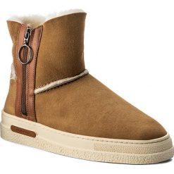 Buty GANT - Maria 15548147 Tabacco Brown G42. Brązowe buty zimowe damskie marki GANT, ze skóry. W wyprzedaży za 449,00 zł.