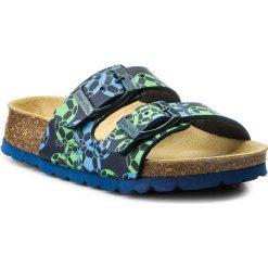 Sandały chłopięce: Klapki SUPERFIT - 2-00111-83 M Ocean Multi