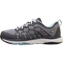 Columbia ATS TRAIL FS38 OUTDRY Obuwie hikingowe ti grey steel/storm. Białe buty sportowe damskie marki Nike Performance, z materiału, na golfa. Za 569,00 zł.