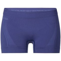 Majtki damskie: Odlo Bokserki SUW Bottom Panty PERFORMANCE LIGHT Granatowe S (184011)