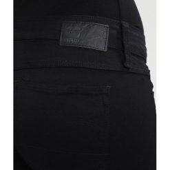 GStar 3301 LOW SKINNY  Jeans Skinny Fit cilex black. Czarne jeansy damskie relaxed fit marki G-Star, z bawełny. Za 419,00 zł.