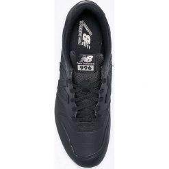 New Balance - Buty WR996SRB. Czarne buty sportowe damskie New Balance, z materiału. W wyprzedaży za 269,90 zł.