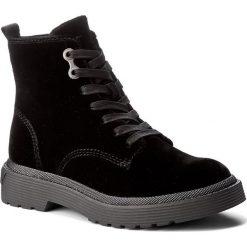 Botki CALVIN KLEIN JEANS - Annie R0553 Black. Czarne botki damskie na obcasie marki Calvin Klein Jeans, z jeansu. W wyprzedaży za 379,00 zł.
