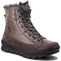 Śniegowce LEGERO - GORE-TEX 3-00933-94 Stone 1. Brązowe buty zimowe damskie Legero, z gore-texu. Za 489,00 zł.