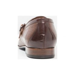 Buty wizytowe męskie: Avelar by PB PETER Eleganckie buty cognac