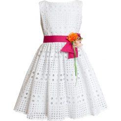 Sukienki dziewczęce z falbanami: Sly – Sukienka dziecięca 122-146 cm