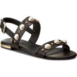 Rzymianki damskie: Sandały BALDININI – 799716XGARO00RP Garo Nero