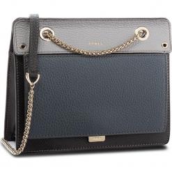 Torebka FURLA - Like 978202 B BQA3 AVH Onyx/Ardesia e/Onice e. Czarne torebki klasyczne damskie Furla, ze skóry, zdobione. W wyprzedaży za 1089,00 zł.