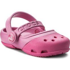Klapki dziewczęce: Klapki CROCS – Electro II Mj Ps 200694 Neon Magenta/Party Pink