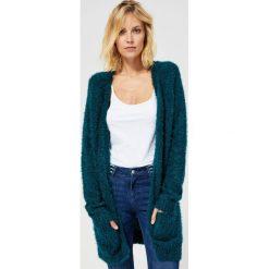 Wyprzedaż zielone swetry rozpinane damskie Promocja