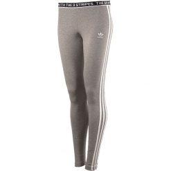 Legginsy sportowe damskie ADIDAS 3 STRIPES LEGGING / AY8946. Szare legginsy sportowe damskie adidas Originals. Za 79,00 zł.