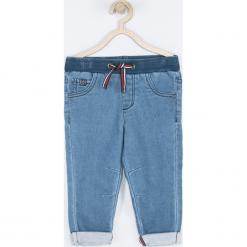 Spodnie. Niebieskie chinosy chłopięce SUPER COOL. Za 79,90 zł.
