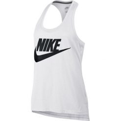 Koszulka sportowa damska NIKE SIGNAL TANK / 830391-100 - NIKE SIGNAL TANK. Szare topy sportowe damskie Nike, na ramiączkach. Za 69,00 zł.