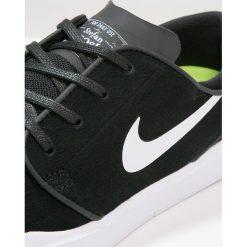Nike SB STEFAN JANOSKI HYPERFEEL Tenisówki i Trampki black/white. Czarne trampki męskie Nike SB, z materiału. W wyprzedaży za 209,50 zł.
