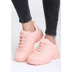 Różowe Buty Sportowe The First Marathon. Fioletowe buty sportowe damskie marki KALENJI, z gumy, do biegania. Za 89,99 zł.