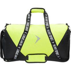 Torba sportowa TPU633 - soczysta zieleń - Outhorn. Zielone torby podróżne Outhorn, w paski, z gumy. W wyprzedaży za 49,99 zł.
