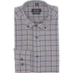Koszula bexley 2465 długi rękaw slim fit bordo. Szare koszule męskie slim marki Recman, na lato, l, w kratkę, button down, z krótkim rękawem. Za 139,00 zł.