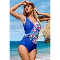 Stroje jednoczęściowe: Jednoczęściowy damski kostium kąpielowy Flor