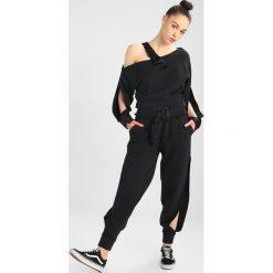 Bluzy rozpinane damskie: Ivy Park HARNESSED Bluza black