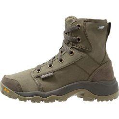 Columbia CAMDEN OUTDRY CHUKKA Buty trekkingowe nori/grey. Brązowe buty trekkingowe męskie Columbia, z gumy, outdoorowe. Za 569,00 zł.