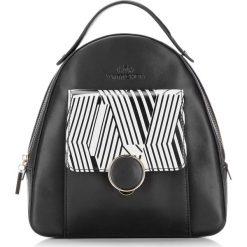Plecak damski 87-4E-230-1. Czarne plecaki damskie Wittchen, eleganckie. Za 489,00 zł.