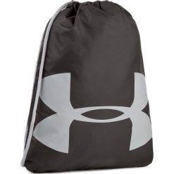 Plecak UNDER ARMOUR - Ua Ozsee 1240539-001 Blk/Stl. Czarne plecaki męskie Under Armour, z materiału, sportowe. Za 69,95 zł.