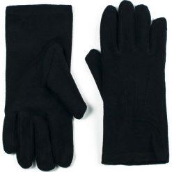 Rękawiczki męskie: Art of Polo Rękawiczki Męskie polarowe Elegant czarne